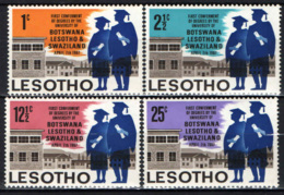 LESOTHO - 1967 - 1st Conferment Of Degrees By The Univ. Of Botswana, Lesotho And Swaziland At Roma - MNH - Lesotho (1966-...)