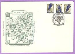 Moldova Moldavia 1994 FDC First Edition - Moldova