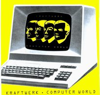 CD N°6297 - KRAFTWERK - COMPUTER WORLD - COMPILATION 7 TITRES - New Age