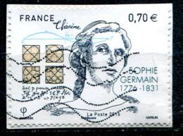 France 2016 - YT 5036 (o) Sur Fragment - Francia
