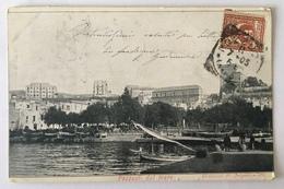 70 Napoli Dintorni - Pozzuoli Dal Mare - Napoli (Napels)