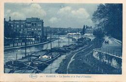 CP Belgique Namur Namur Sambre Pont D'Omalius - Namur