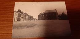 Ransart Place Communale 1923 - Charleroi
