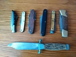 Lot De 7 Couteaux - Cuchillos
