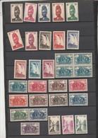 Cameroun Yvert  162 à 191 Sauf 172, 176, 187 * Neufs Avec Charnière - éléphants - Kamerun (1915-1959)