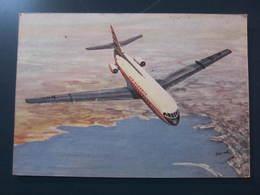 Carte Postale Caravelle - 1946-....: Era Moderna