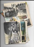 65 - Lot De 26 Cpa Cartes Postales Anciennes De Lourdes - Lourdes