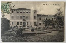 74 Treviso - Villa Tognasa - S. Antonino Anno 1901 - Treviso