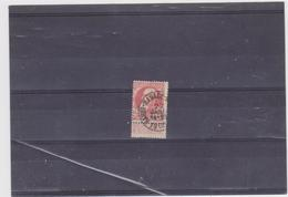 Belgie Nr 74 Ambt Namur-Manage-Bruxelles - 1905 Barbas Largas
