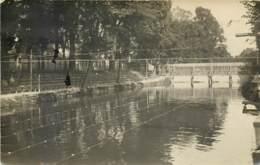 10 - AUBE - Carte Photo Aux Environs De LES RICEYS - Bassin De Natation - Les Riceys