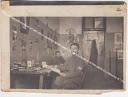 FOTO AAN ARTHUR STERCKX UIT WESTERLO VANWEGE HENRI LAMBOTTE / EN SOUVENIR DE NOTRE AMITIE St Lô (Manche) 24.7.1917 - Westerlo