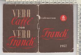Pubblicitari Caffe' Franch Vademecum Pagg. 64 - Publicité