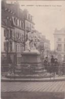 Bv - Cpa LORIENT -La Bôve Et Statue De Victor Massé - Lorient