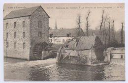 35 RENNES (environs) SAINT-GRÉGOIRE - Le Moulin. Courrier De 1903 - Rennes