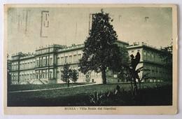 81 Monza - Villa Reale Dai Giardini - Monza