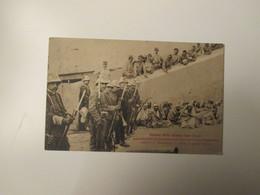 1911 Episodi Guerra Italo-Turca Arabi Catturati Dai BERSAGLIERI - Libia