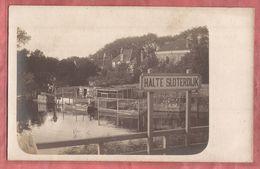 Halte Sloterdijk - Fotokarte Ca. 1915 - Belgien Oder Holland - Cartoline