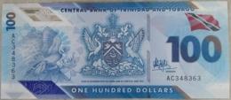 Trinidad & Tobago $100 Dollars Polymer Banknote 2019 Series UNC-Mint Brand New - Trinidad & Tobago