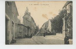 ORNANS - Le Vieux Seult - France
