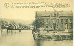 NISMES. Le Canal Et L' Hôtel De Ville. - Viroinval