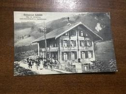 Grubenwald B. Zweisimmen Restaurant Schlöbli - Suisse
