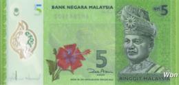 Malaisie 5 Ringgit (P52) -UNC- - Malasia