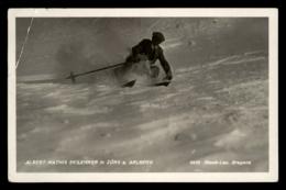 Albert Mathis Skilehrer In Zürs - Zürs