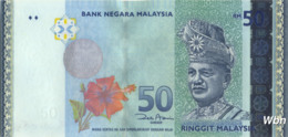 Malaisie 50 Ringgit (P50) -UNC- - Malaysie