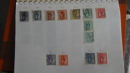 A257 Cahier De Timbres De Tchécoslovaqiue Et Albanie  !!! Voir Commentaires - Collections (en Albums)