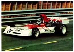 POSTAL OLD POST CARD COCHE CAR AUTOMOVIL VOITURE FORMULA 1  F1 BRM P 160 ESCUDERÍA MARLBORO BRM , EQUIPO...TEAM......VER - Automovilismo
