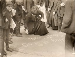 Photographie : Angleterre Suffragette En Action - Persone Anonimi