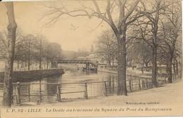 Lille LP 92   La Deule Au Tournant Du Pont Ramponeau - Lille