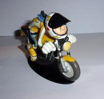 Figurine Joe Bar - Nestor Lapoinier Junior Et Sa Bps 125 Sport - Figurines