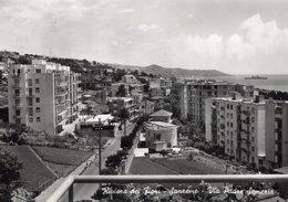 SAN REMO - VIA PADRE SEMERIA - VIAGGIATA 1956 - (rif. S61) - San Remo