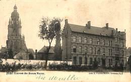CPA - Belgique - Halle - Hal - Couvent Des Soeurs Noires - Halle