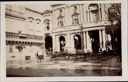 Photo Cp Valletta Malta, Bibliotheca, Nationalbibliothek - Malte