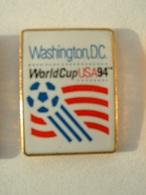 Pin's FOOTBALL - WORLD CUP USA 94 - WASHINGTON - Football