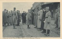 AK - POLA - Ansprache Vom K.K. Feldmarschall Erzherzog Friedrich - 1916 - Politische Und Militärische Männer