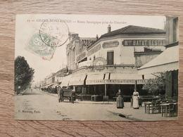 Grand Montrouge Cafe Route Stratégique Prise Du Cimetière - Montrouge
