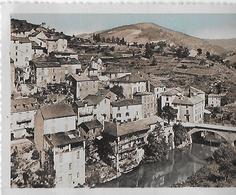 SAINT  SERNIN Sur Rance ( Aveyron ) : Le Pont Et Le Village Perché - Francia