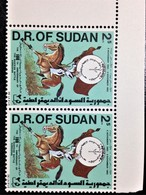 "Sudan, 1 X 2 Stamps, ""Battles"", 2.5 P, /MINT - Sudan (1954-...)"
