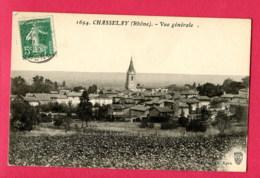 CPA (Réf : Z498) CHASSELAY  (69 RHÔNE) Vue Générale - France