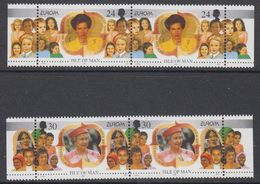 Europa Cept 1996 Isle Of Man 2x2v  ** Mnh (45433A) - 1996