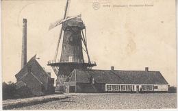Gits - Olieslagerij Vandepitte-Kimpen - Windmolen - Uitg. Compernolle-Desmet, Gits/Albert - Moulins à Vent