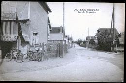 SARTROUVILLE RUE DE BRUXELLES - Sartrouville
