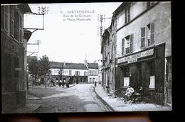 SARTROUVILLE RUE SAINT GERMAIN - Sartrouville