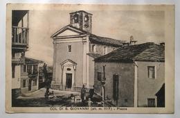 85 Col Di San Giovanni - Piazza - Italie