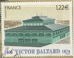 2005 Yt 3824 (o) Victor Baltard 1805-1874 - France