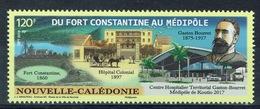 New Caledonia, Fort Constantine, Médipôle, 2019, MNH VF - Ungebraucht