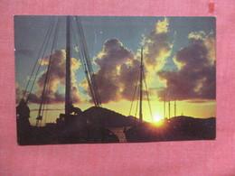 Sunset Charlotte Amalie  Virgin Islands, US      Ref 3772 - Virgin Islands, US